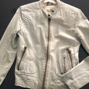 Free People Doma Leather Jacket ❤️